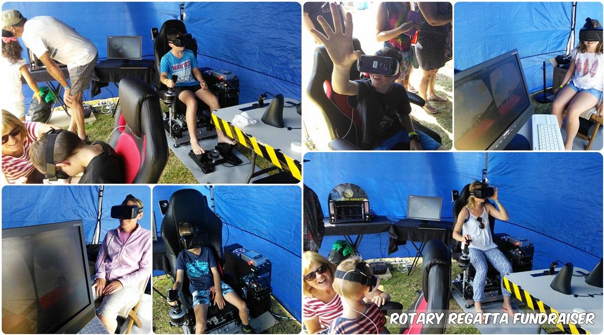 Rotary Regatta Fundraiser 2